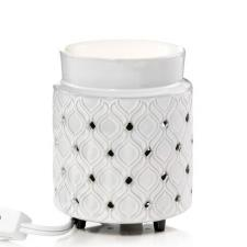 Yankee Candle LED Punched Ceramic Electric Wax Melt Warmer