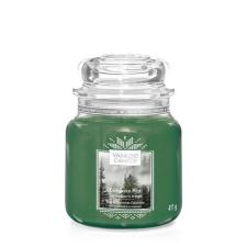 Yankee Candle Evergreen Mist Medium Jar