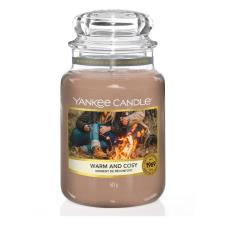 Yankee Candle Warm & Cosy Large Jar