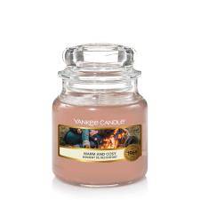 Yankee Candle Warm & Cosy Small Jar