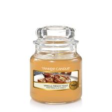 Yankee Candle Vanilla French Toast Small Jar