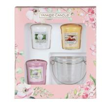 Yankee Candle Garden Hideaway 3 Votives & Holder Gift Set