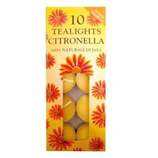 Price's Citronella Tealights (Pack of 10)