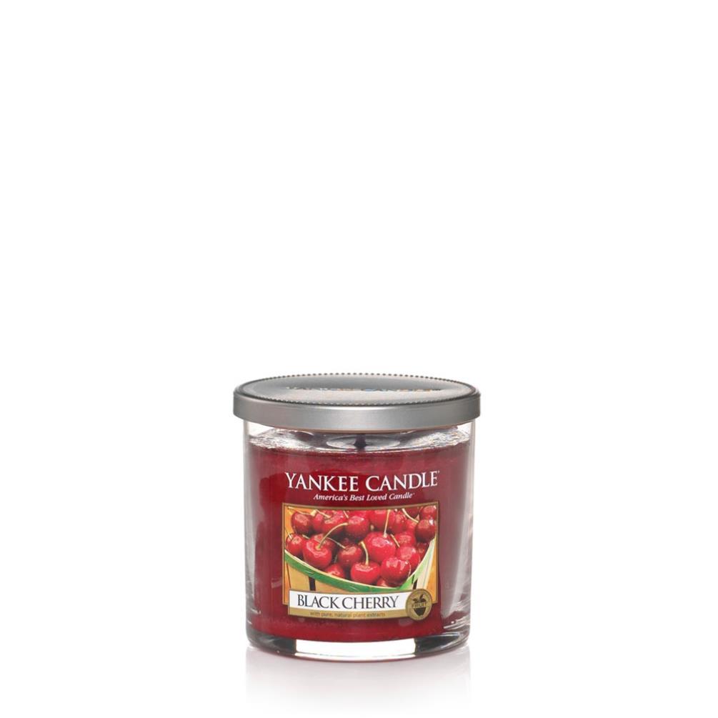 Yankee Candle Black Cherry Décor Pillar Candle