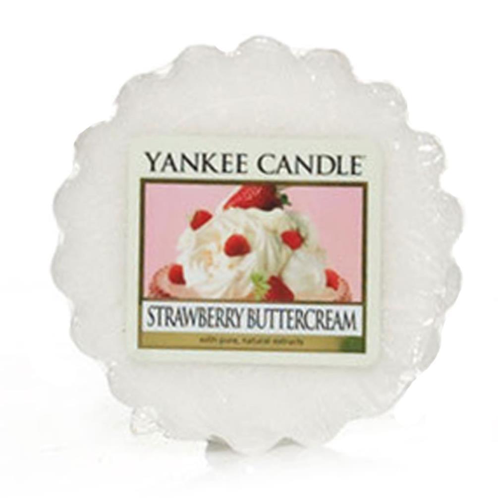 Yankee Candle Strawberry Buttercream Wax Melt 161