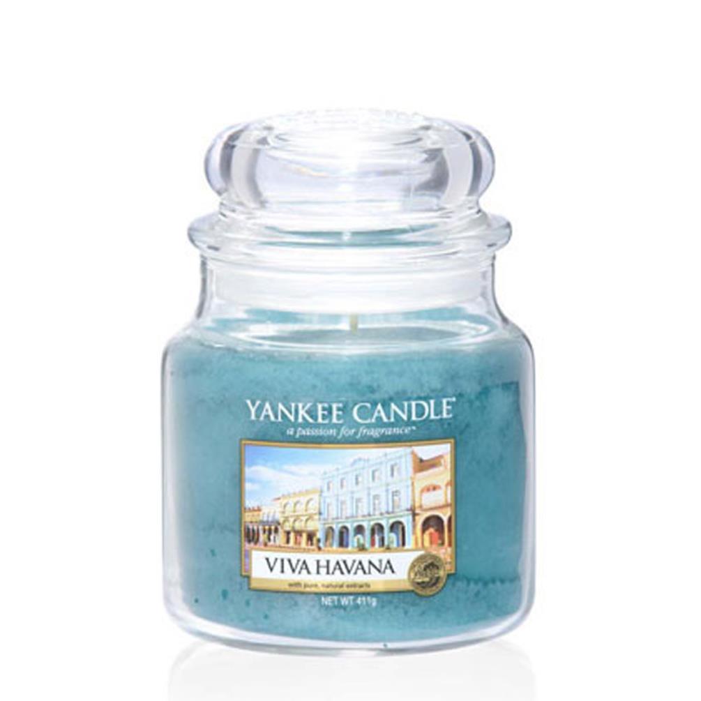 ** Yankee Candle Wax tart-Viva La Havane **