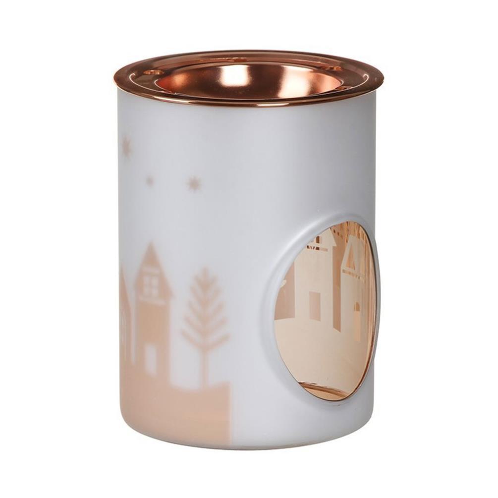 Yankee Candle Winter Village Wax Melt Warmer (1563005 ...