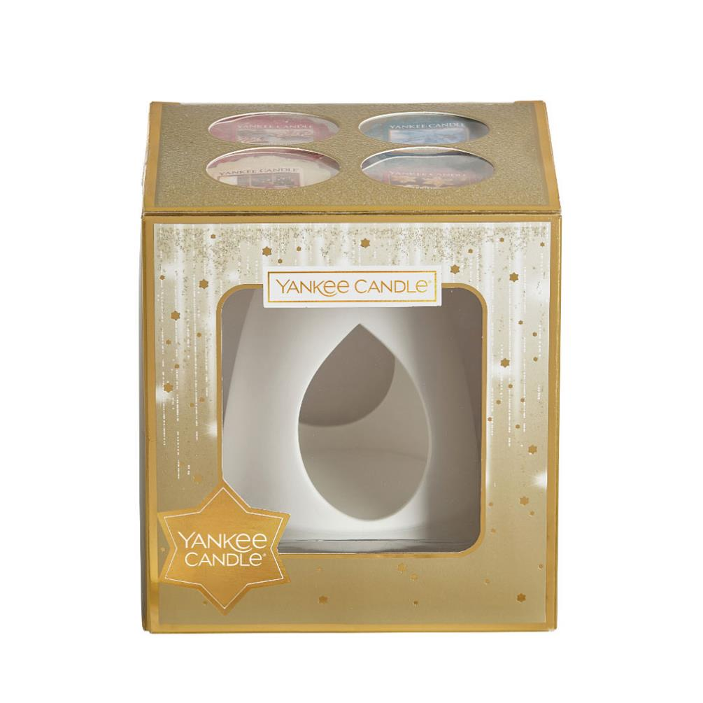 8ba598e6c3598 Yankee Candle Melt Warmer   4 Wax Melts Gift Set (1599952) - Candle ...