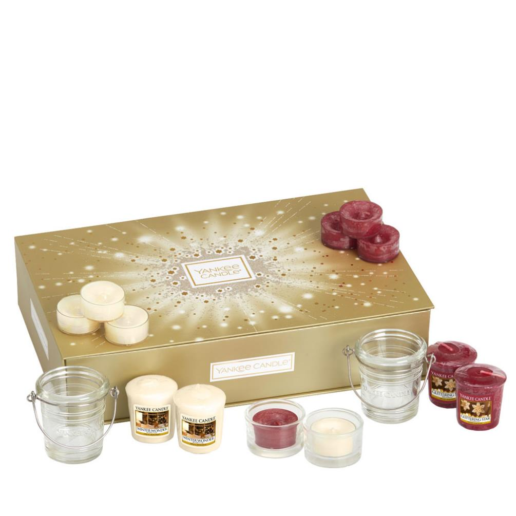 Yankee Candle Wedding Day Gift Set: Yankee Candle Tablescaping Candle Gift Set (1599956