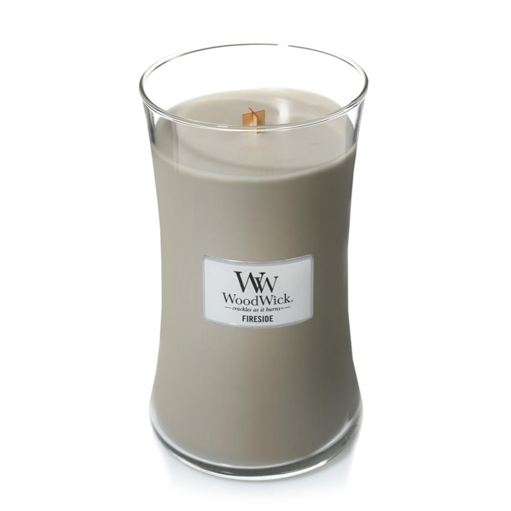 FREE P/&P WoodWick Large Jar Candle /'The Candle That Crackles/'