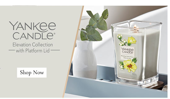 Yankee Candle Paradise Collection